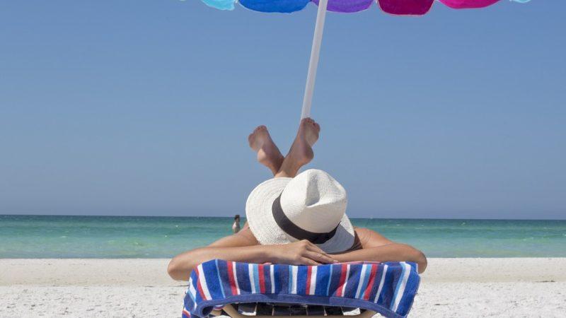 Léto se blíží – co dělat, aby ses nespálila?