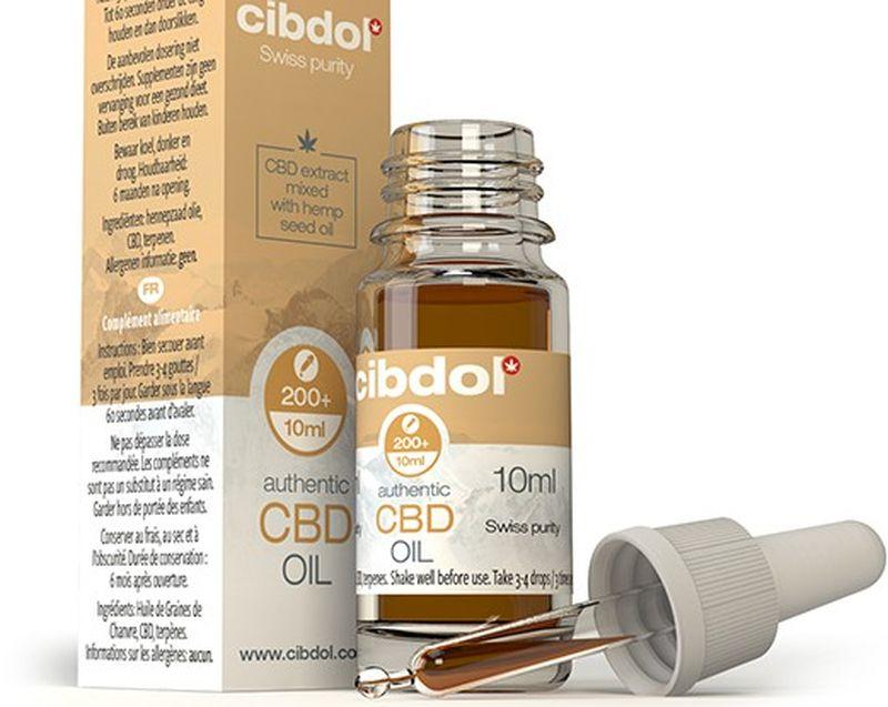 Společnost Cibdol nabízí produkty s obsahem CBD